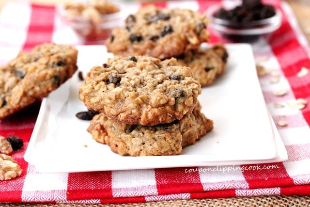 9-Oatmeal-Raisin-Cookies