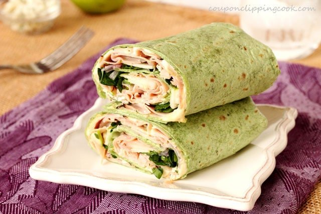 11-Ham-apple-and-blue-cheese-wrap