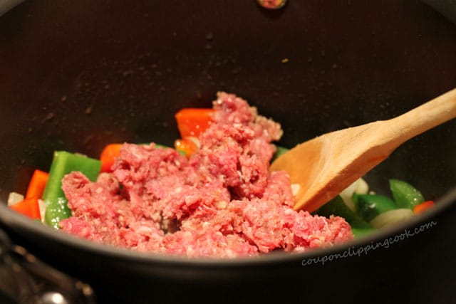 8-add-ground-beef-to-pan