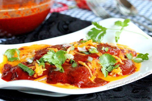 Ancho Enchilada Sauce