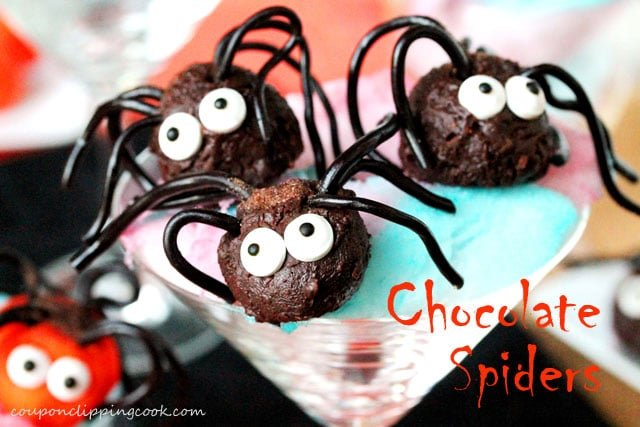 Creepy-Crawler-Chocolate-Spiders