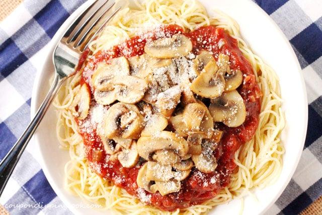 200-Mushroom-and-Marinara-Pasta