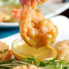 5-Tempura-Shrimp-with-Honey-Mustard-Sauce