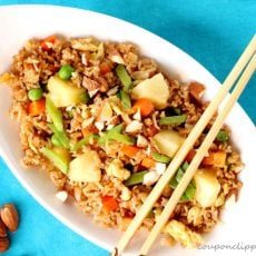 100-Fried-rice-with-pineapple-and-almonds