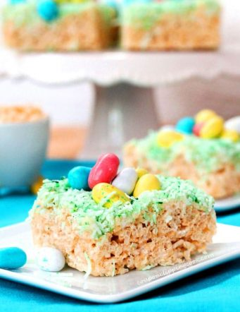 Easter Krispie Treats