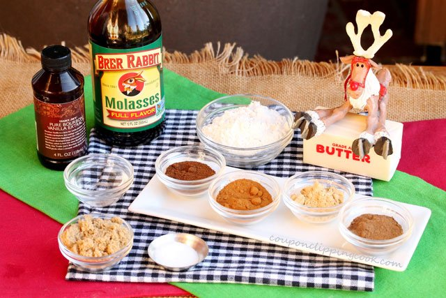 Cookie Dough Reindeer Truffle Pops ingredients