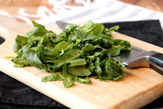 23-Chop-spinach