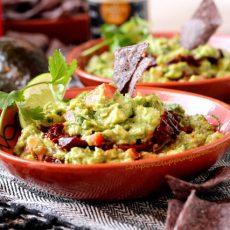 Layered Chipotle Guacamole