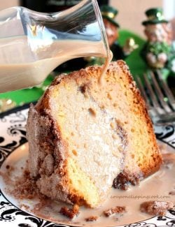 Coffee Cake with Baileys Irish Cream