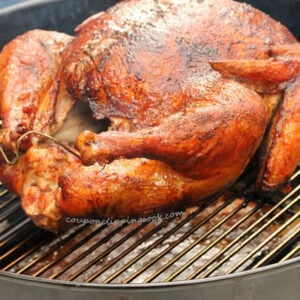 How to Barbecue a Turkey