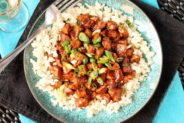 Easy Barbecue Chicken and Rice