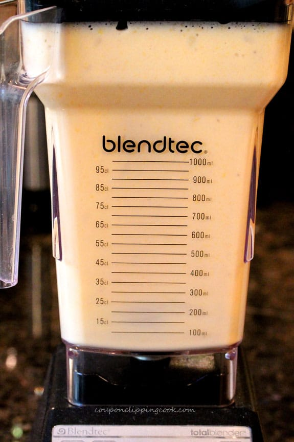 Blend Tropical Tangerine and Ginger Smoothie