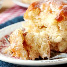 Snickerdoodle Skillet Biscuit