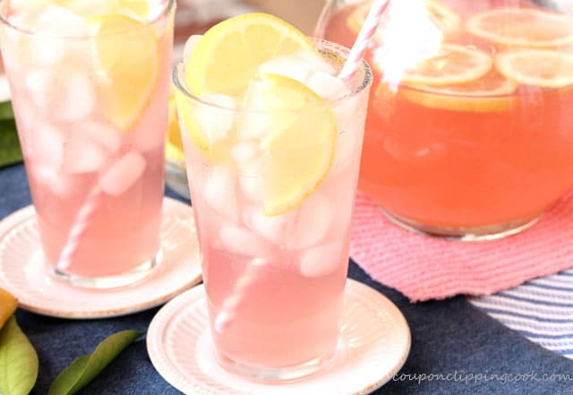 Pink Lemonade | Coupon Clipping Cook