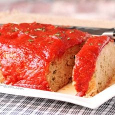 Slow Cooker Meat Loaf