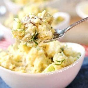 Potato Salad with Egg