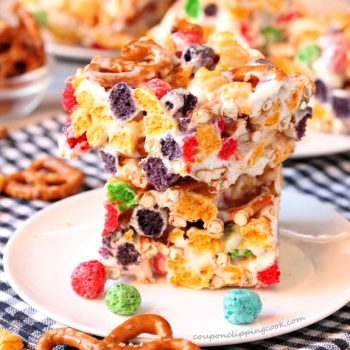 Captain Crunch Krispie Treats
