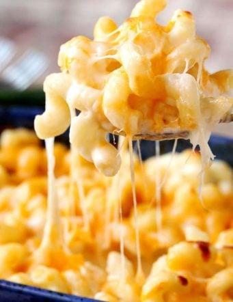 Easy Macaroni and Cheese with Cavatappi Pasta