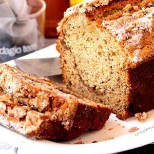 Spice Tea Banana Bread