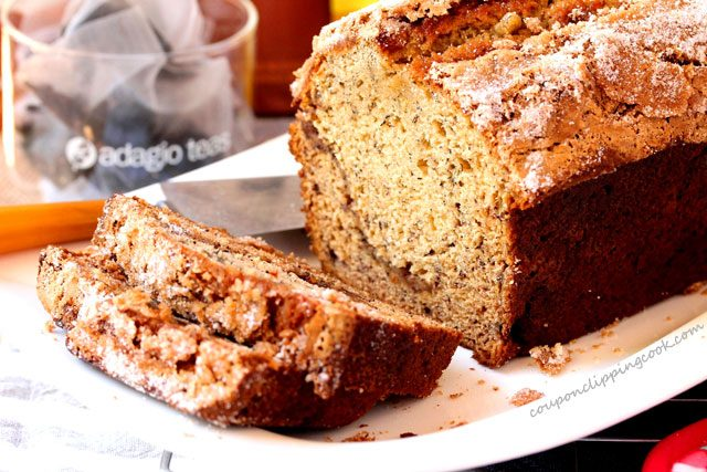 Spiced Tea Banana Bread
