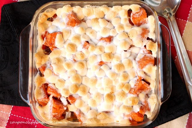 Candied Yams with Marshmallows
