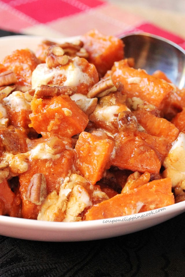 Candied Yams with Pecans