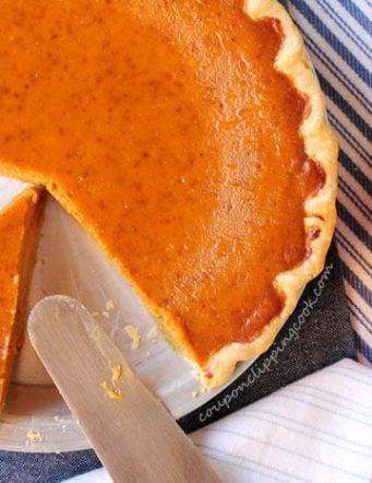 Classic Pumpkin Pie with Helpful Tips