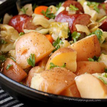 Smoked Sausage and Potatoes