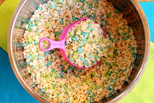 Bow of cereal with cup